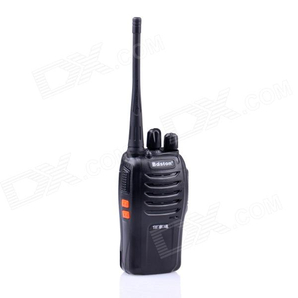 Baiston BST-530 4W 400.00~470.MHz 16-CH Walkie Talkie Set - Black