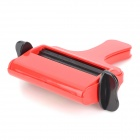 Easy Operation Toothpaste Squeezer - Red + Black