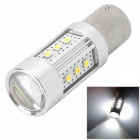 Y-1156-15W 1156 15W 700LM 6500K 15-SMD 2323 LED White Light автомобилей фар - Silver (10 ~ 30V)