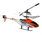 ST VV015-2 3.5-CH IR Remote Control Aluminum Alloy R/C Helicopter - Orange