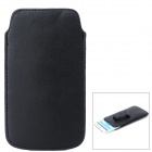 Protective PU Leather Case for Samsung Galaxy S3 / i9300 - Black