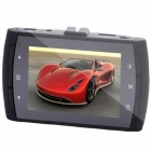 "AFANV A806 2.7"" TFT LCD 3.0 MP CMOS HD 1080P Wide Angle Car DVR Camcorder w/ 2-IR LED - Black"
