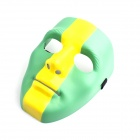 005 Cool Face Cloning Mask - Yellow + Green