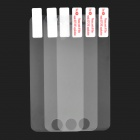 Protective Matte PET Screen Guard Film for Iphone 5C - Translucent (3 PCS)