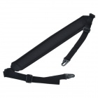 Outdoor Adjustable Tactical Military Gun Sling - Black (140cm)