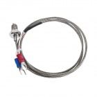 M6 Screw Type Small Thermocouple / Temperature Meter Sensor (1m)