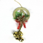 Christmas Decorations Reindeer Pineal Bell
