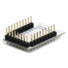 Bluetooth V4.0 BLE Module / ZBmodule CC2540 Module (Works w/ Official Arduino Products) - White
