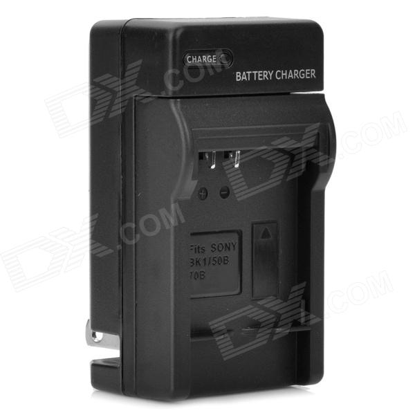 Camera Battery Charger for Olympus Li50B/NP-BK1 (100~240V)