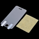 Protective Matte Screen Guard Film for IPHONE 5S - Translucent (3PCS)