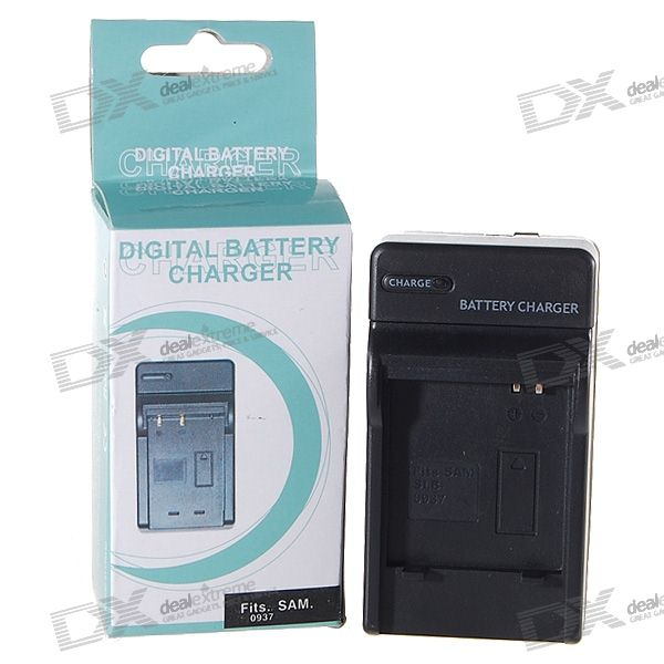 Camera Battery Charger for Samsung 0937 (100~240V)