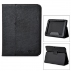 Protective PU Leather + TPU Case for Vido N80IPS - Black
