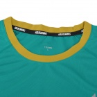 ARSUXEO T1301 Outdoor Cycling Quick Dry Round Collar T-Shirt - Green (L)