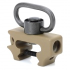 Quick Release DD Sling Swivel Attachment Mount for M4 - Mud