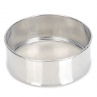 Stainless Steel Flour / Powdered Sugar Sifter - Silver