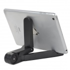 Folding tripé mesa Universal para 7 ~ 10'' Tablet PC - preto