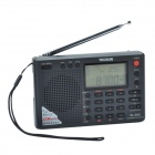 "TECSUN PL-380 2.2"" LCD AM / FM Stereo World Band DSP Receiver w/ 550-Channel Memory Function - Black"