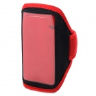 Protective Sport PVC + Neoprene Armband for LG Nexus 5 / E980 - Red + Black