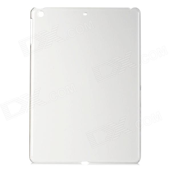 Ultra Thin Protective Plastic Back Case for Ipad 5 - Transparent