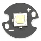 CREE XM-L2 10W 700lm 8300K White Light LED Emitter for Flashlight - Black