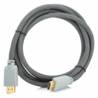 ESD	PRO18 1080P HDMI 1.4 Male to Male Connection Cable - Grey + Deep Grey