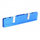 Aluminum Alloy RAM Computer PC Memory DDR Heat Spreader Cooler - Blue