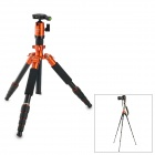 Fotopro X4i-E Outdoor Travel Aluminum-Magnesium Alloy Telescopic Tripod for SLR Camera