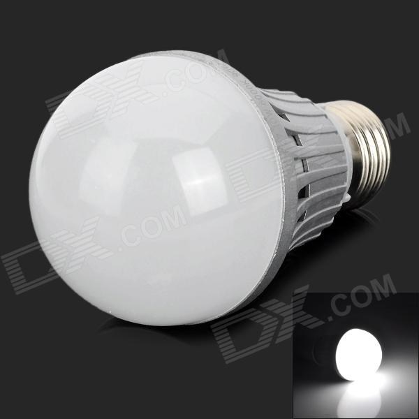 ZDM QE2760115WW7L E27 10W 900lm 6500K 20-SMD 5730 LED White Light Bulb (200~240V)