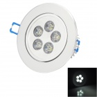 HESION HS02005 5W 550lm 6000K LED White Light Ceiling Lamp (85~265V)