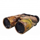 Shark C2-10X42 HD High-Powered Binoculars Pocket Telescope - Camouflage