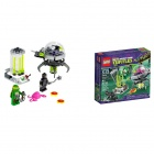 Genuine Lego Spring Michelangelo out of The Kraang's Lab - 79100