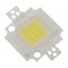 10W 1000LM 6200k 1-COB Cold White Light LED Emitter