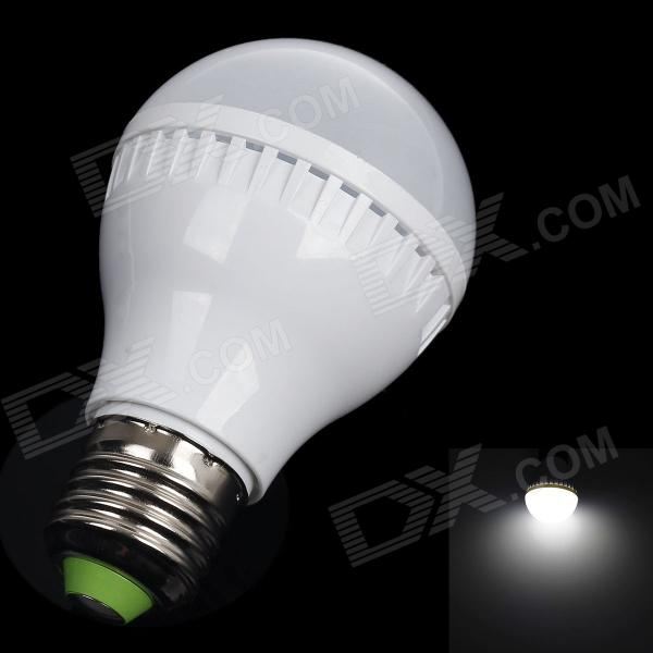 5W 96lm 6400K 16-SMD 3528 LED White Light Lamp Bulb - White (AC 110~220V)
