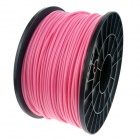 Heacent P00GR 3D Printers Dedicated 3mm Filament ABS Print Materials - Pink (1kg)