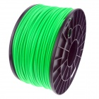 Heacent P00GR 3D Printers Dedicated 3mm Filament ABS Print Materials - Green(Glow in dark / 1kg)