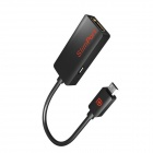 Ourspop OU105 Slimport to HDMI Converters for Google Nexus 4/ LG optimus G pro/ Fujitsu Arrows Tab