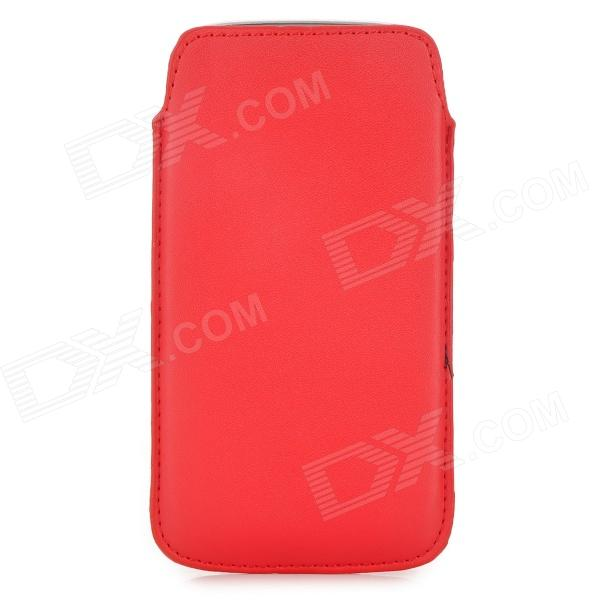 Фото Protective PU Leather Pouch Bag for Samsung Galaxy S3 i9300 - Red стилус other apple ipad samsung galaxy s3 i9300 21 eg0628