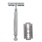 Apache A2001 Multi-Function Stainless Steel Shaver Razor - Silver