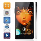 "S8 720p 5.9"" Quad-core Android 4.2 WCDMA Phone w/ 1GB RAM, 16GB ROM, Camera, Wi-Fi-Black+White"