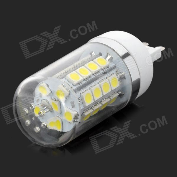 LeXing LX-YMD-068 G9 3.5W 300lm 7000K 34-SMD 5050 LED White Corn Light Bulb (220-240V)