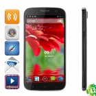 "ZOPO 990 Quad-Core Android 4.2 WCDMA Bar Phone w/ 6"" FHD, RAM 2GB, ROM 32GB and Wi-Fi - Black"