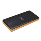 Mikasso TX-5600 Qi Standard Mobile Wireless Power Charger + 10000mAh Power Bank - Black + Golden