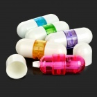 Cute Pill Style Correction Tapes - Green + Blue + Deep Pink + Purple + Yellow (5 PCS)