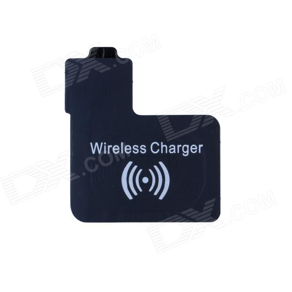 Wireless Charger Receiver for Samsung Galaxy S4 i9500 - Black