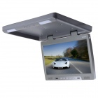 TU-2018 20.1-Inch High-Resolution Car Flip Down Monitor w / VGA / FM functionality - Grey