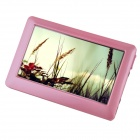 "A131021022 1080p 4.3"" HD Touch Screen MP5 Player w/ TV Out - Pink (8GB)"