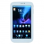 "CHEERLINK A707E 7"" TFT Dual Core Android 4.2.1 Tablet PC w/ 512MB RAM / 4GB ROM / TF - White"