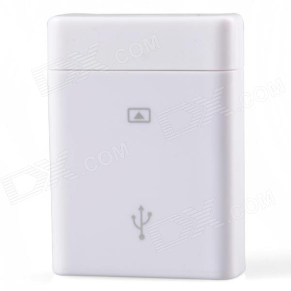 USB 2.0 OTG Adapter for Asus EEE Pad Transformer TF101 / TF201 - White asus transformer pad infinity tf700t в харькове