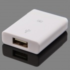 USB 2.0 OTG Adapter for Asus EEE Pad Transformer TF101 / TF201 - White