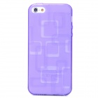 Protective TPU Case for Iphone 5 / 5S - Purple